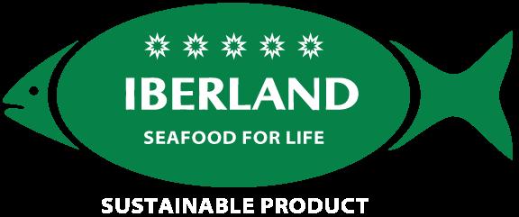 logotipo calidad iberland pescado