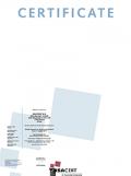 certificado BRC macfont iberland