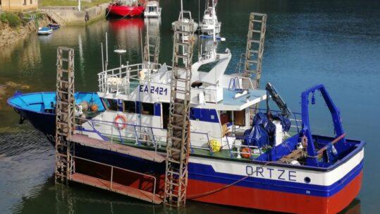 vaixell elèctric sostenible